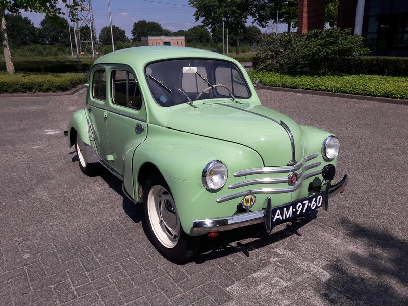 Renault 4 CV 1954 €9,250.00 For Sale (picture 1 of 6)