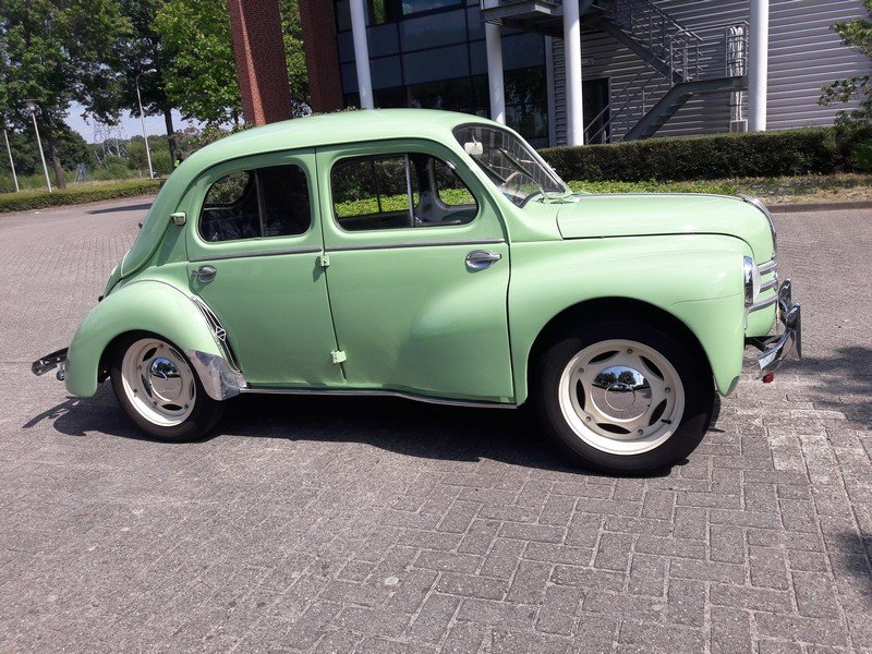 Renault 4 CV 1954 €9,250.00 For Sale (picture 2 of 6)