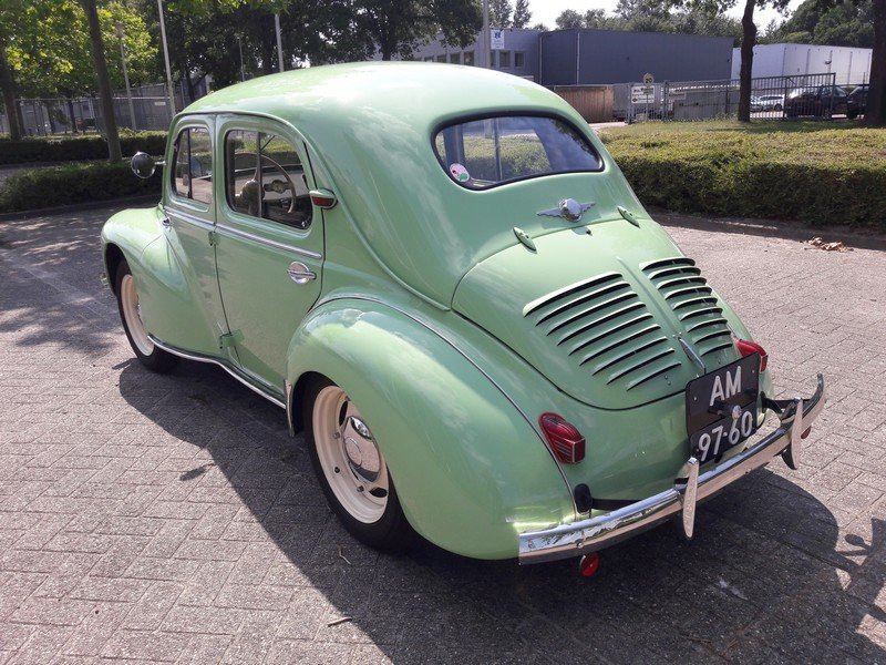 Renault 4 CV 1954 €9,250.00 For Sale (picture 3 of 6)