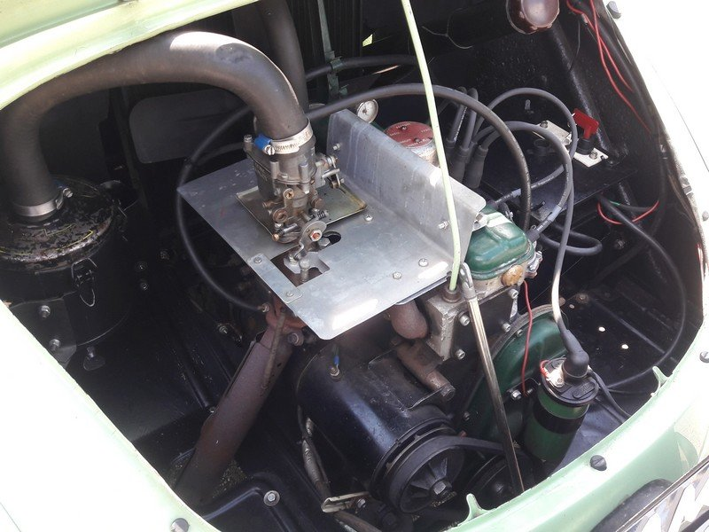 Renault 4 CV 1954 €9,250.00 For Sale (picture 4 of 6)