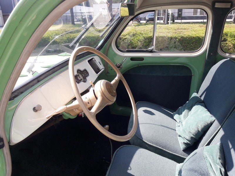 Renault 4 CV 1954 €9,250.00 For Sale (picture 5 of 6)