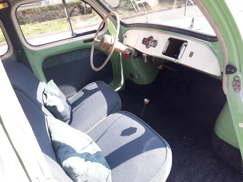 Renault 4 CV 1954 €9,250.00 For Sale (picture 6 of 6)