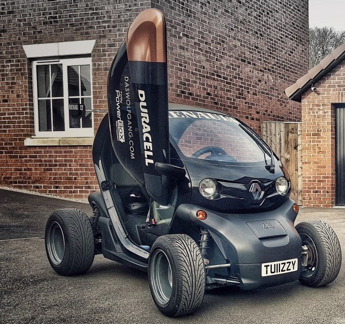 2013 Renault Twizy Custom  For Sale (picture 1 of 6)