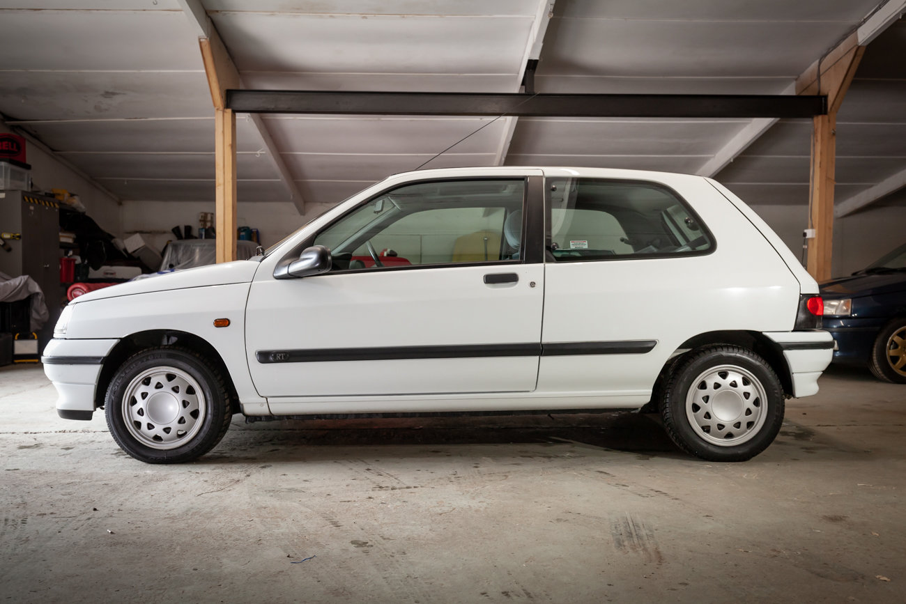 1996 Renault Clio  MK1 1.4 RT Auto LOW MILEAGE For Sale (picture 10 of 16)