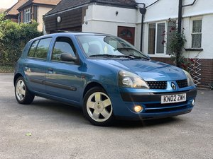 Picture of 2002 Renault Clio 1.4i 16v privilege A/c sunroof SOLD