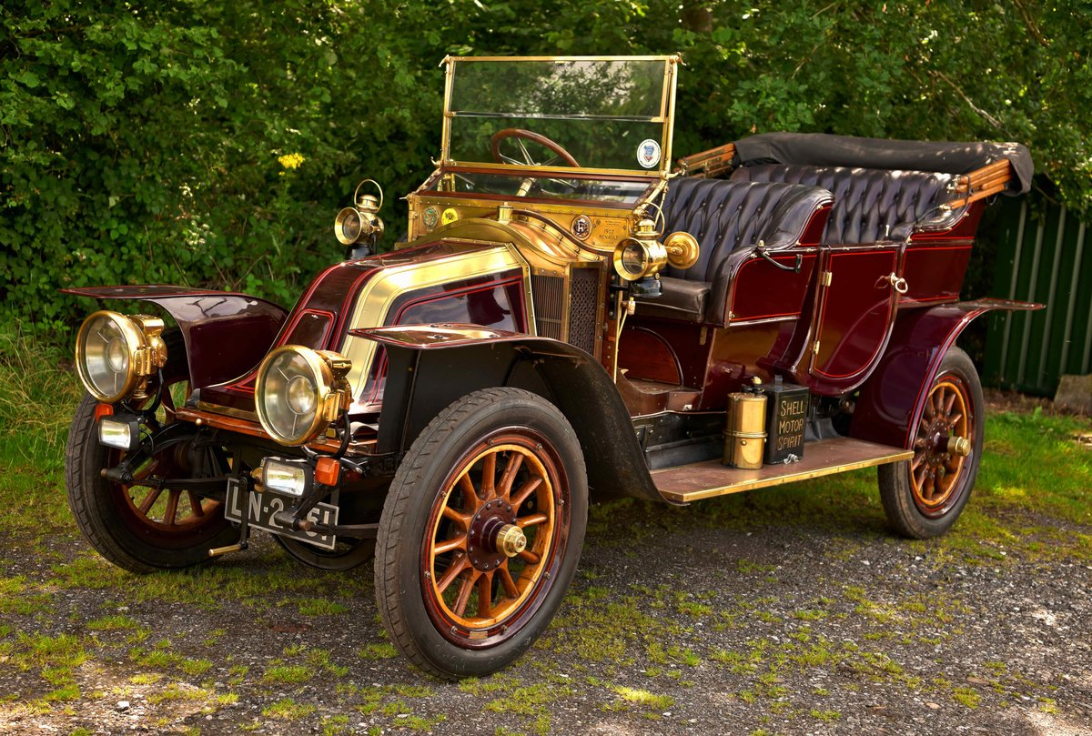1907 RENAULT 20/30HP ROI DES BELGES. For Sale (picture 1 of 6)
