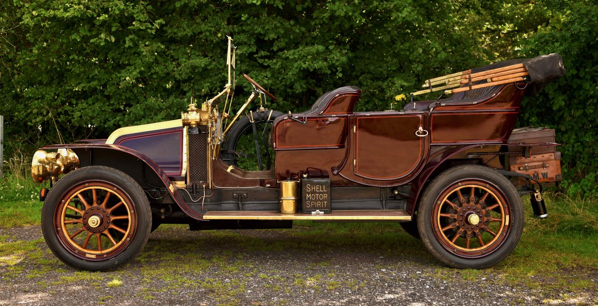 1907 RENAULT 20/30HP ROI DES BELGES. For Sale (picture 2 of 6)
