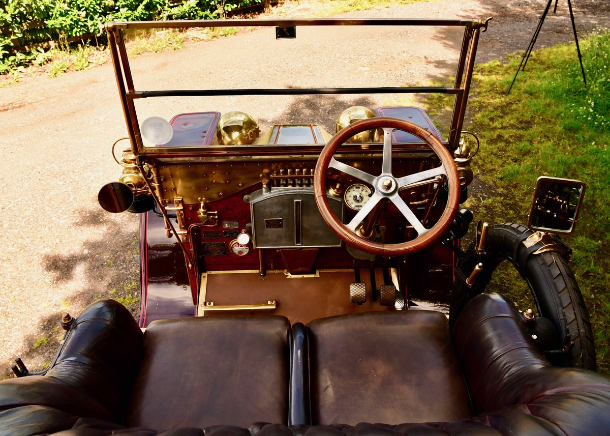1907 RENAULT 20/30HP ROI DES BELGES. For Sale (picture 5 of 6)