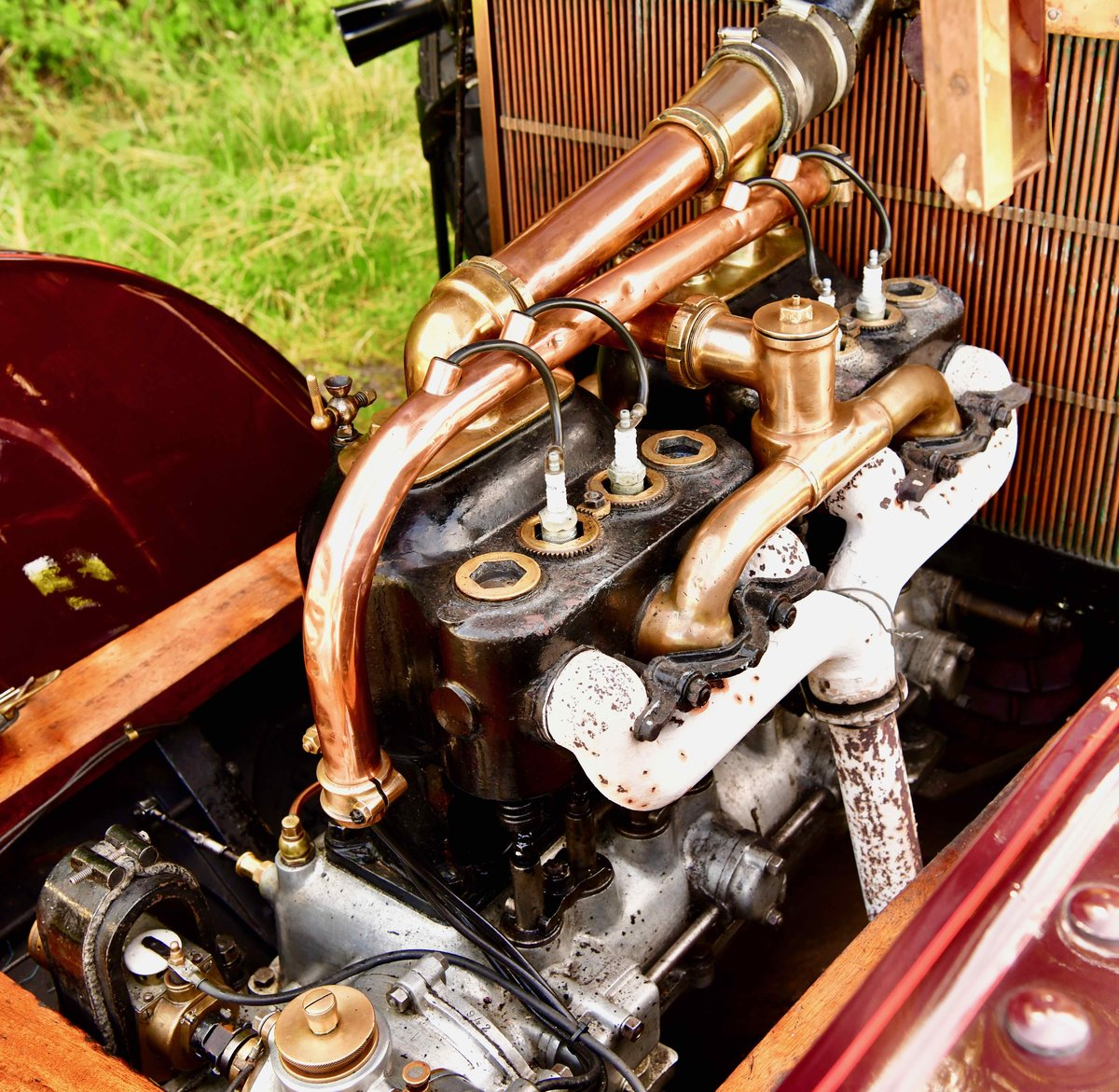 1907 RENAULT 20/30HP ROI DES BELGES. For Sale (picture 6 of 6)