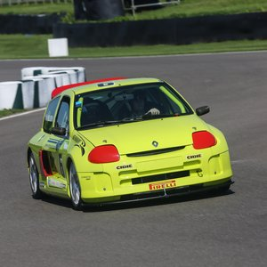 1999 Renaultsport Clio V6 Trophy Race Car