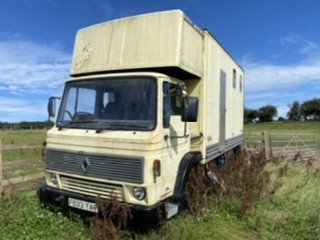 1989 Renault dodge 100 commando ex marine vehicle For Sale (picture 2 of 5)