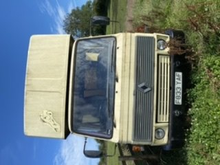 1989 Renault dodge 100 commando ex marine vehicle For Sale (picture 4 of 5)