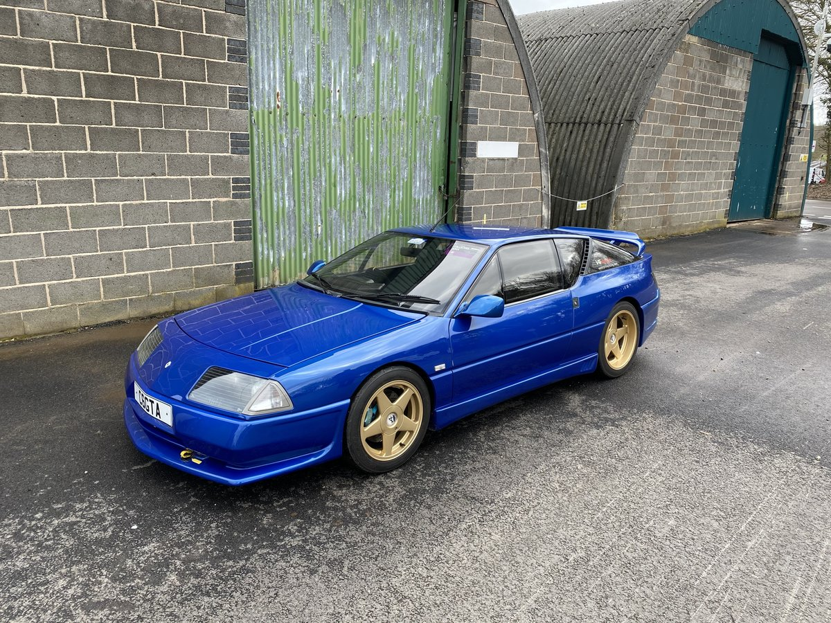 1988 Renault Alpine GTA V6 Turbo For Sale (picture 1 of 6)