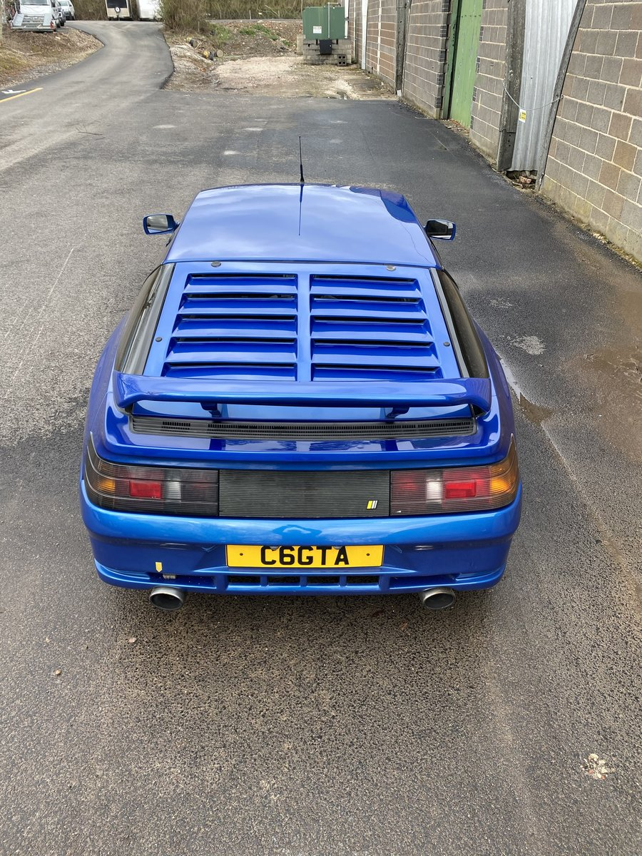 1988 Renault Alpine GTA V6 Turbo For Sale (picture 3 of 6)
