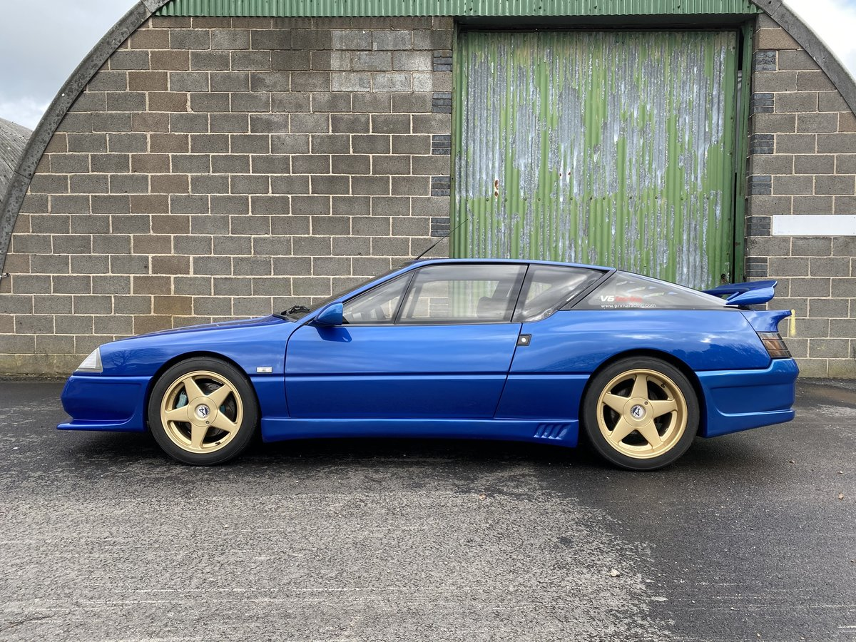 1988 Renault Alpine GTA V6 Turbo For Sale (picture 4 of 6)