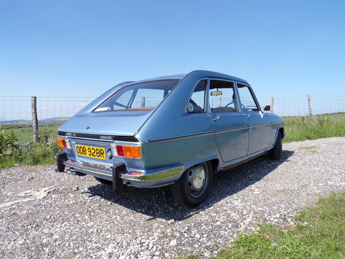 1976 Rare, RHD U.K. registered car. SOLD (picture 3 of 6)