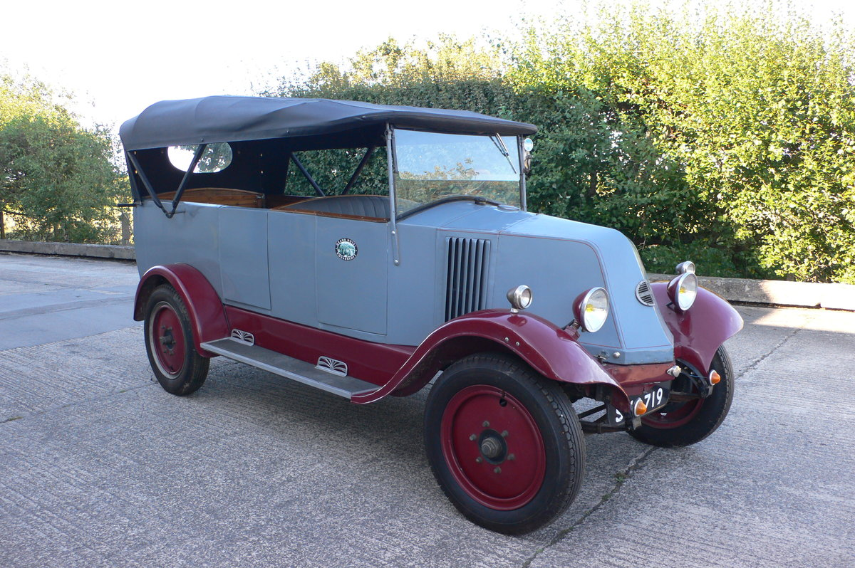 1926 Renault OS Estate Bus For Sale by Auction (picture 1 of 6)