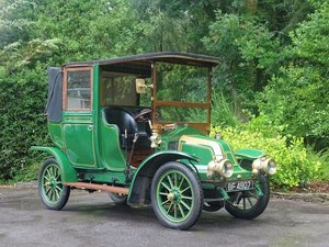 1909 Renault Type AZ 12/16hp Landaulette