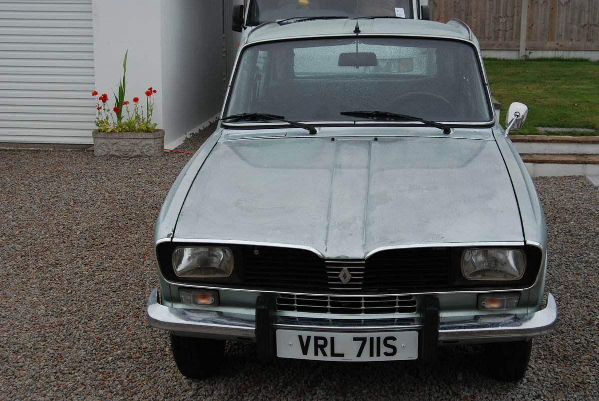 1977 Renault 16 TL. 1565cc. LHD Manual For Sale (picture 1 of 6)