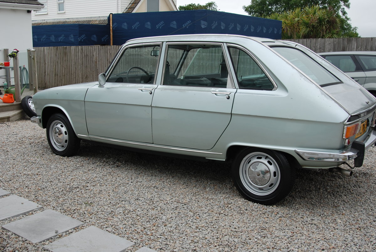 1977 Renault 16 TL. 1565cc. LHD Manual For Sale (picture 3 of 6)