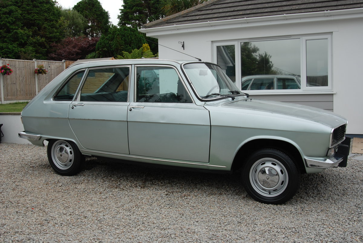 1977 Renault 16 TL. 1565cc. LHD Manual For Sale (picture 4 of 6)