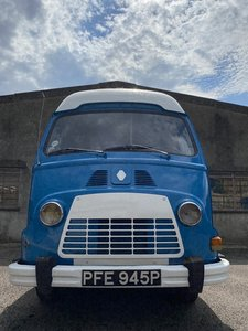 Picture of 1975 Renault Estafette catering truck