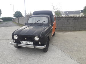 1977 Renault 4 ts RUST FREE lhd