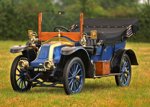 1910 Renault 15.6HP Tulip Bodied Model BZ Tourer