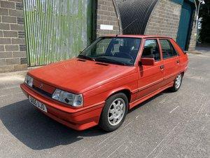1987 Renault 11 Turbo 5 door