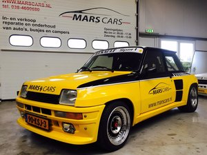 1983 Restored Renault 5 Turbo 2