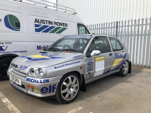 Renault Clio Williams 2 - Group A Rally Car