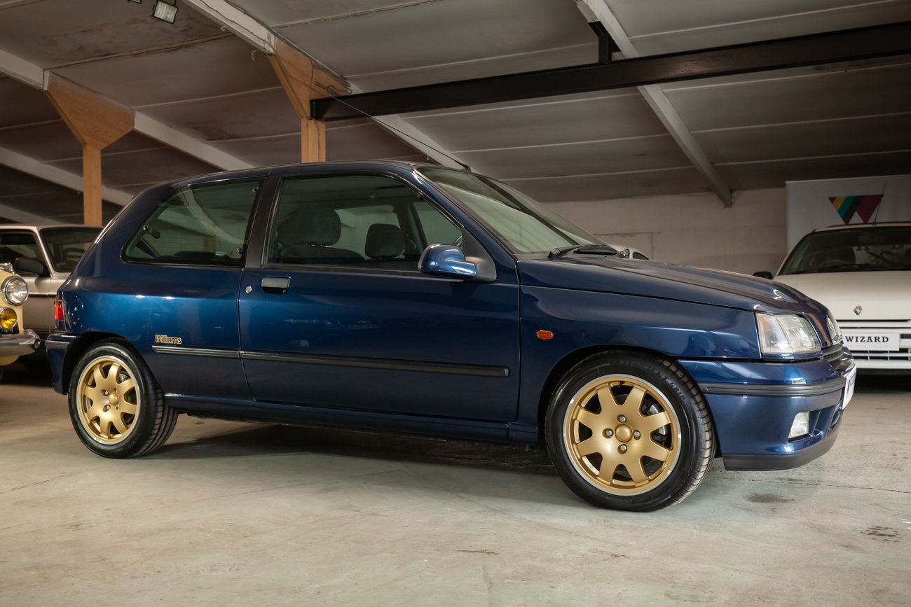 1994 Renault Clio Williams 1 #372 For Sale (picture 1 of 10)