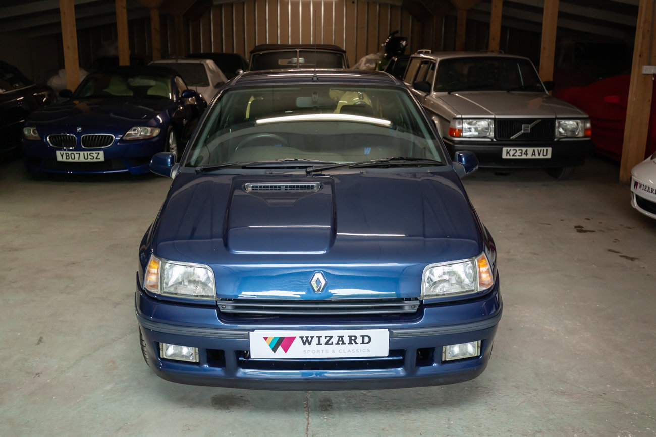 1994 Renault Clio Williams 1 #372 For Sale (picture 3 of 10)