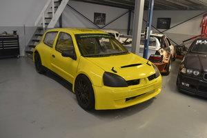 Original Renault Maxi Clio Motorsport.
