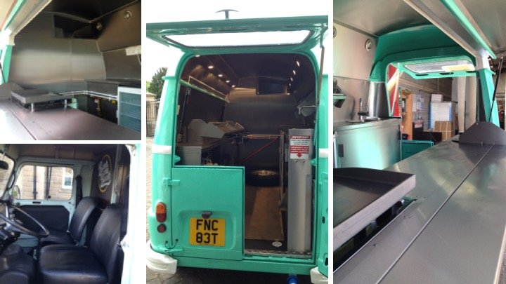 1079 Eye-Catching Renault Estafette Catering Van 1979 For Sale (picture 6 of 6)