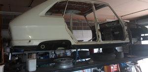 1978 R16 TX Car for restoration