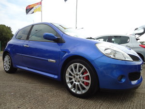 Picture of 0656 LOW MILEAGE CLIO RENAULTSPORT For Sale