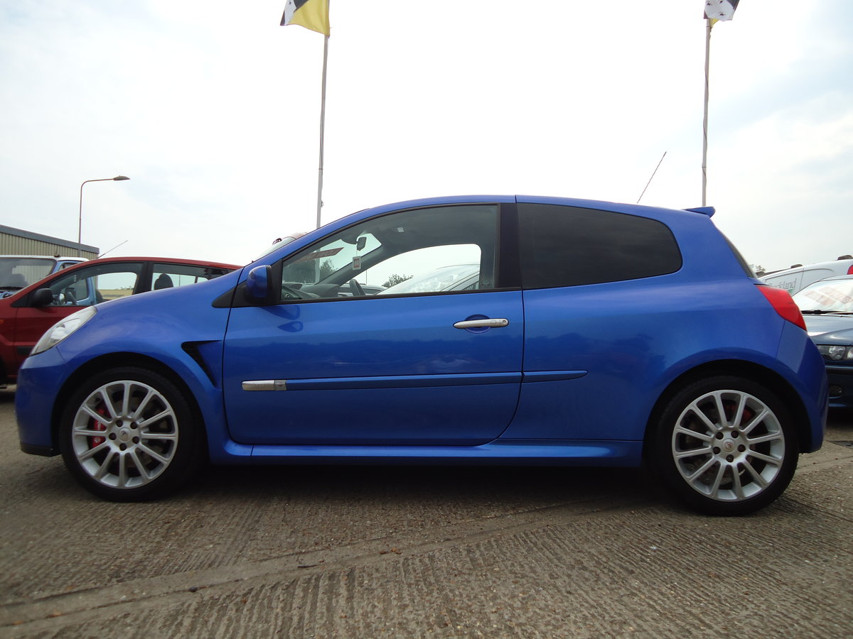 0656 LOW MILEAGE CLIO RENAULTSPORT For Sale (picture 4 of 5)