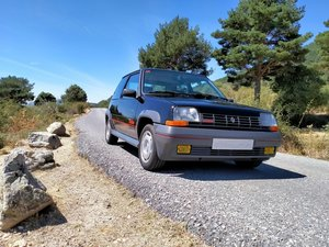 1986 Renault 5 gt turbo cup, excellent condition!