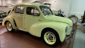 RENAULT 4CV-EARLY 1950-Ex Holland museum-restored. SOLD