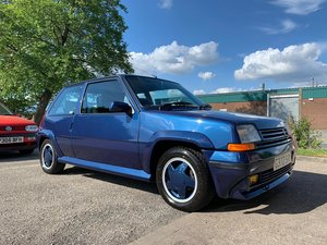 For Sale Renault 5 gt turbo raider edition