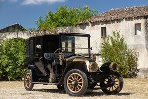 1911 Renault Type CC 14 CV landaulet Gallé No reserve