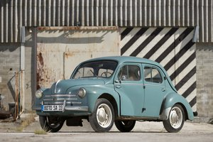 1954 Renault 4CV (R1062) No reserve For Sale by Auction