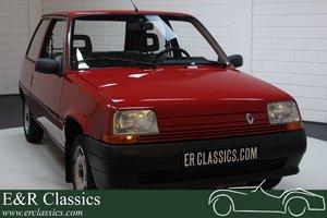 Renault 5 Supercinq 1993 Original top condition For Sale