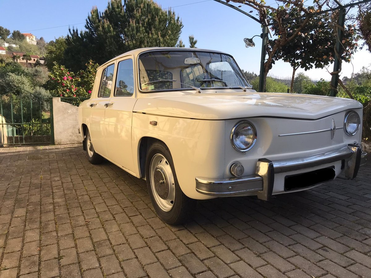 1968 RENAULT 8 For Sale (picture 1 of 6)