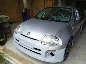 Renaultsport Clio V6 Trophy Race Car Project