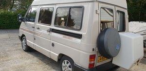Holdsworth renault 2 berth campervan