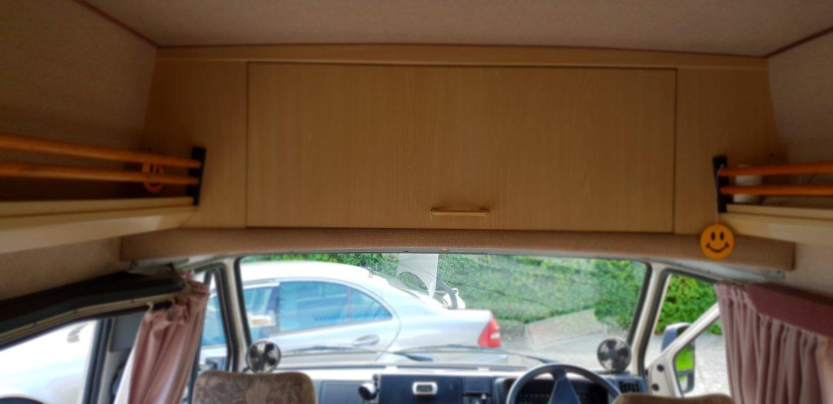 1993 Holdsworth renault 2 berth campervan For Sale (picture 5 of 6)