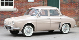 1957 Renault Dauphine For Sale by Auction