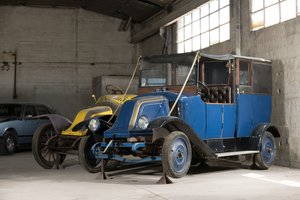 1920 Renault Type IG Coupé Chauffeur No reserve For Sale by Auction